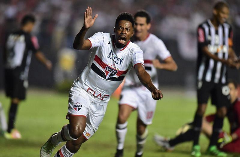 Atletico Mineiro take on Sao Paulo on Sunday.