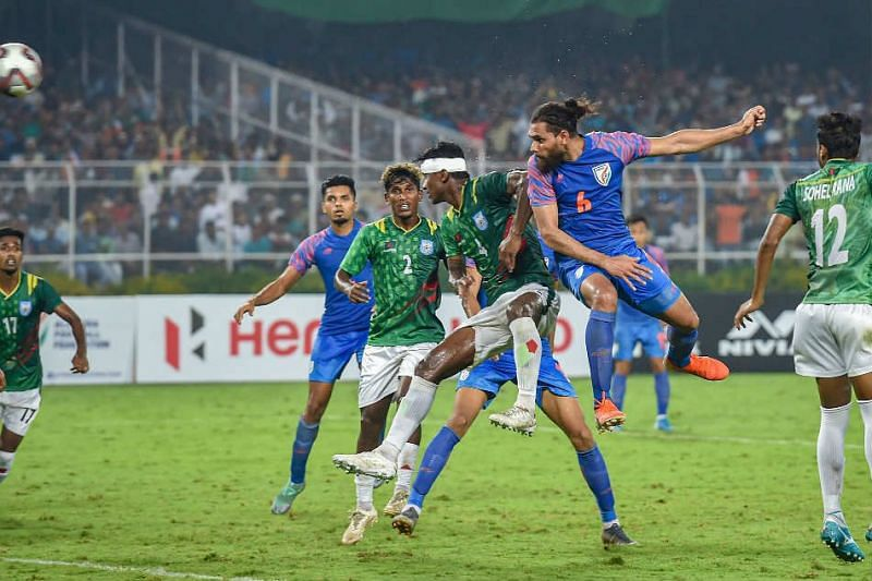 India and Bangladesh played out a draw in 2019