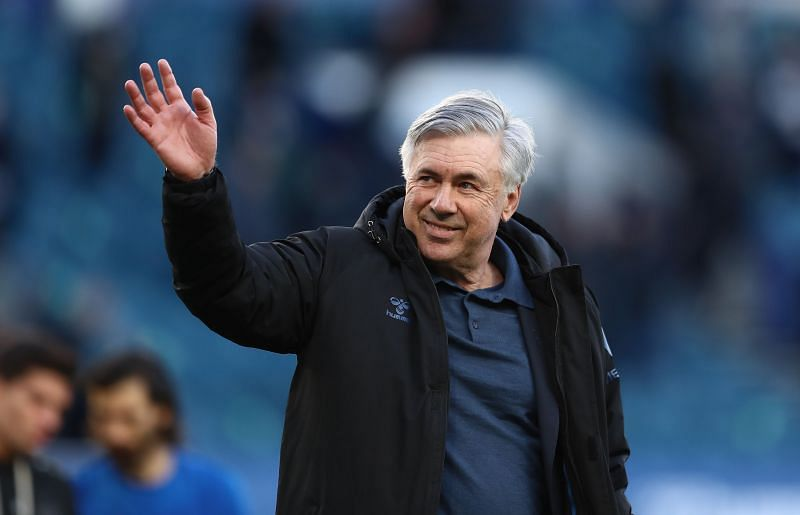Carlo Ancelotti is the new Real Madrid boss