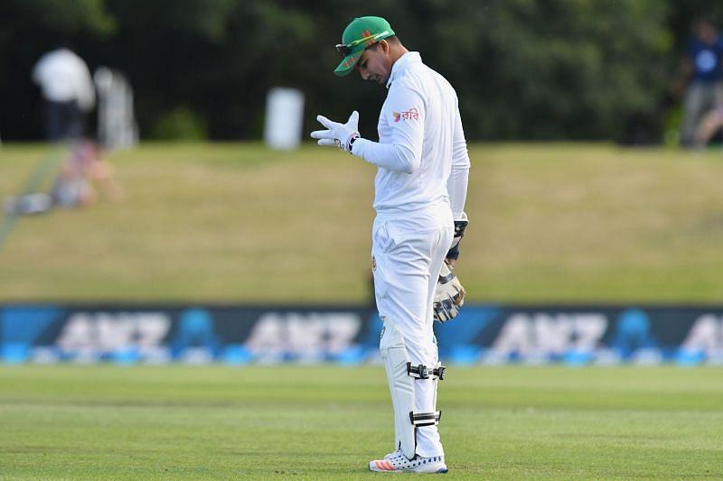 New Zealand v Bangladesh - 2nd Test: Day 4