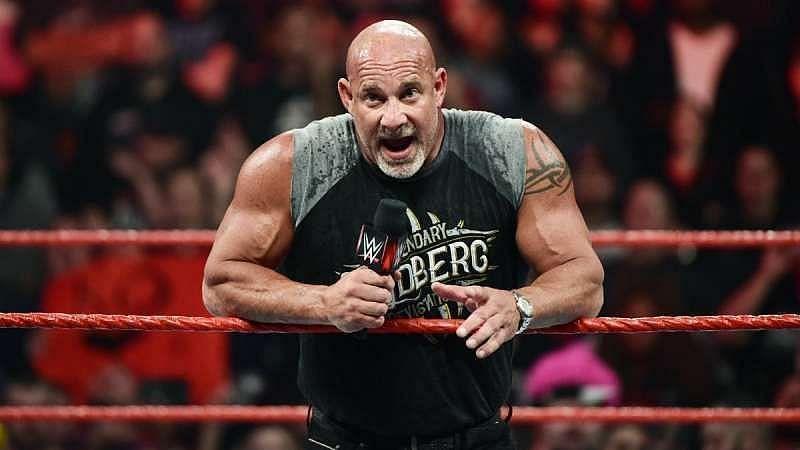 WWE दिग्गज गोल्डबर्ग (Goldberg) को किया गया याद