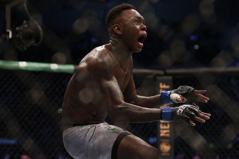 UFC 243 Whittaker vs. Adesanya