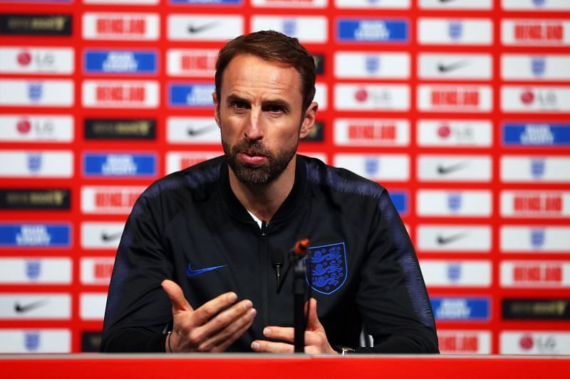 Southgate guided England to the semi-finals of the 2018 FIFA World Cup.