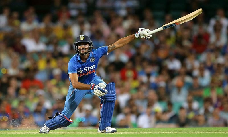 India have not lost a single T20I in the last three years whenever Manish Pandey has been a part of the playing XI