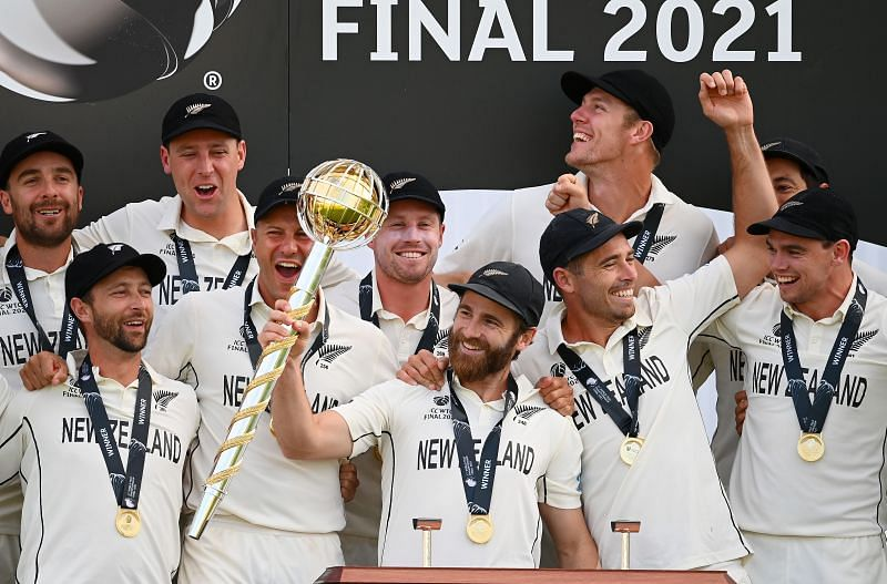 New Zealand will once again play one of the least number of Tests in the World Test Championship
