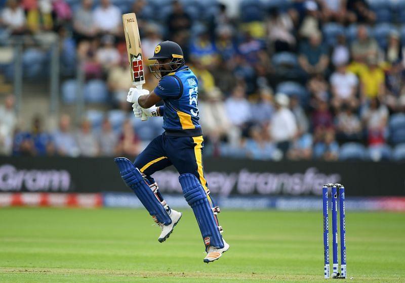Kusal Perera is set to lead Sri Lanka