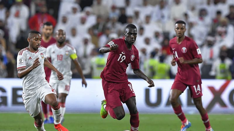 Qatar are looking to finish their campaign unbeaten, having avoided a defeat in seven games so far