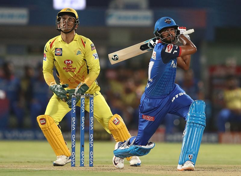 Shreyas Iyer missed the first phase of IPL 2021 because of his shoulder injury