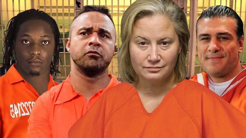 WWE सुपरस्टार्स जो जेल जा चुके हैं