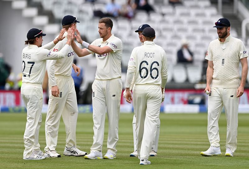 England v New Zealand: Day 5 - First Test LV= Insurance Test Series