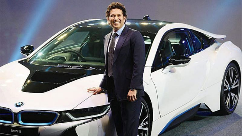 Sachin Tendulkar is one of the richest Indian cricketers in the world