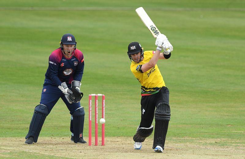 Gloucestershire v Northamptonshire Steelbacks - T20 Blast 2020 Quarter Final