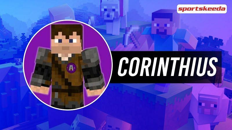 Minecraft streamer Corinthius