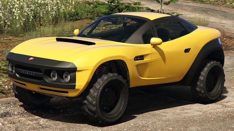 The Brawler in GTA Online (Image via GTA Online)