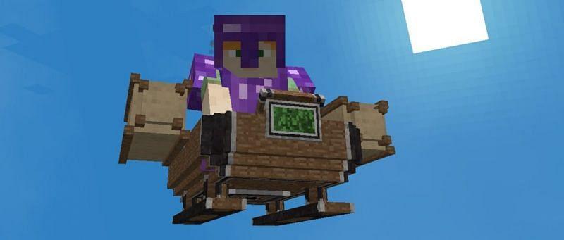 (Imagen a través de Minecraft)
