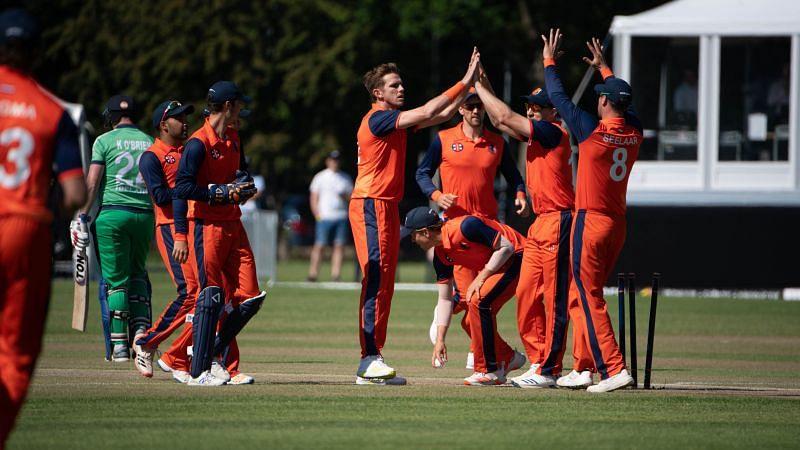 Photo - Cricket Netherlands Twitter
