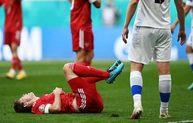 Russia have a few injury concerns