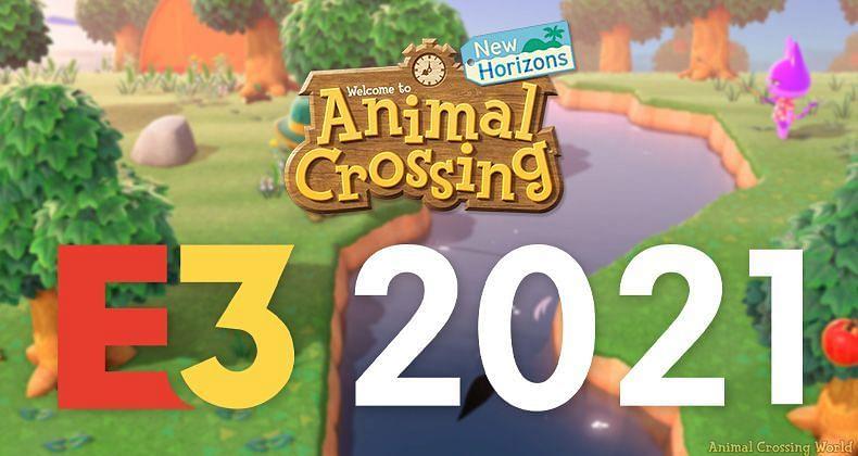 Animal Crossing E3 2021. Image via Animal Crossing World