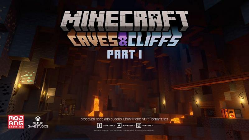 Minecraft 1.17 (Image via Mojang)