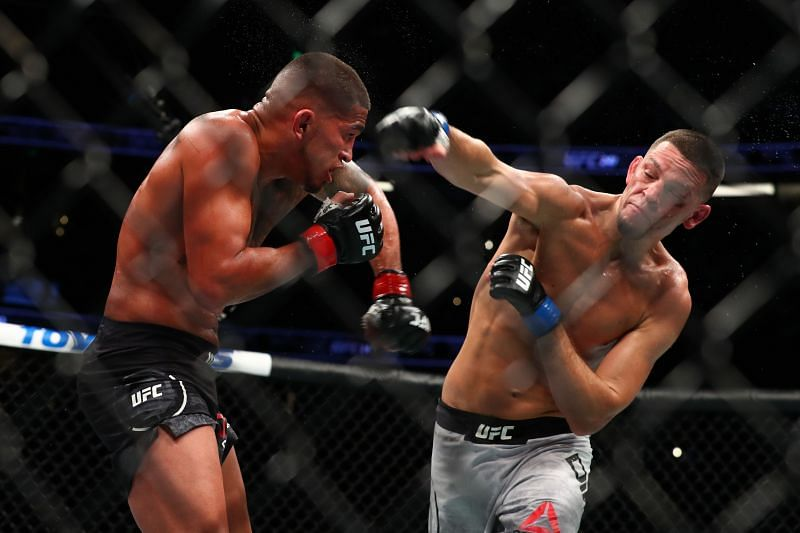 Nate Diaz has not fought in the UFC in well over a year