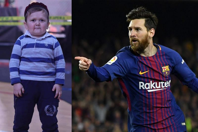 Did Lionel Messi have the same growth disorder as Hasbulla Magomedov?