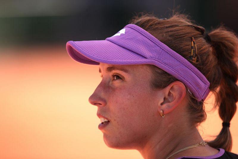 Elise Mertens is the top seed at Birmingham