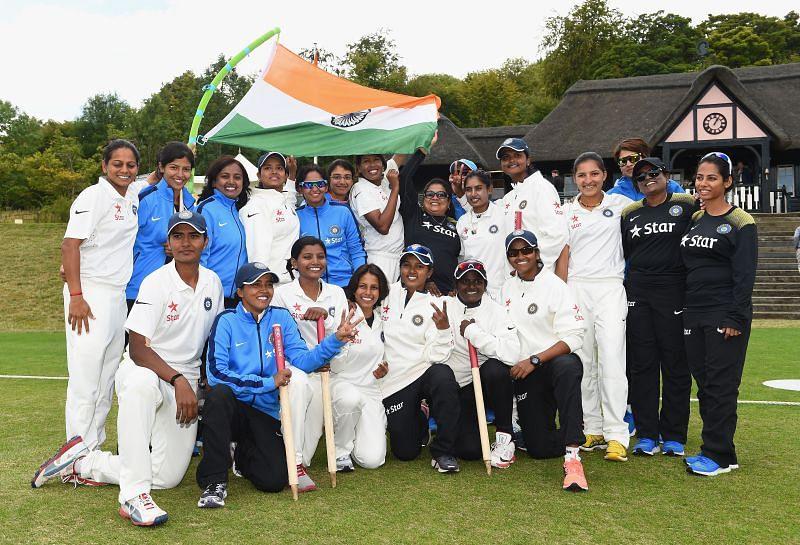 England Women v India Women Test Match 2014