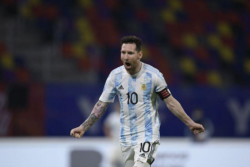 Argentina v Chile - FIFA World Cup 2022 Qatar Qualifier