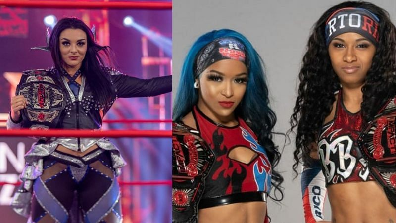IMPACT Wrestling has a stellar division with the Knockouts