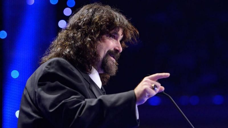 Mick Foley is a WWE icon