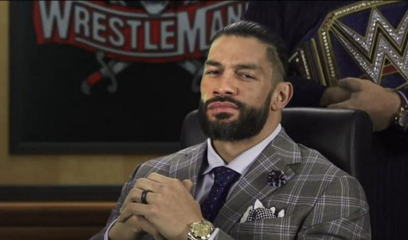 Roman Reigns has been WWE's hottest star since his return in 2020