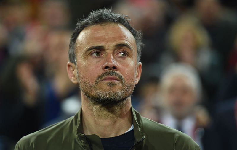 Spain expects more from Luis Enrique and his side