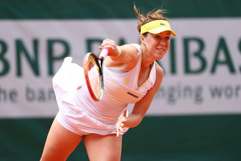 Pavlyuchenkova has scored a couple of big wins in the tournament