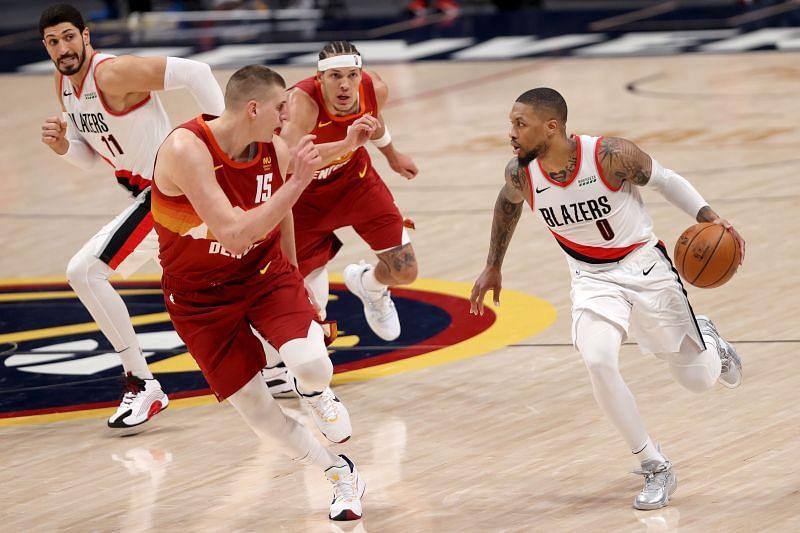 Portland Trail Blazers v Denver Nuggets - Game Two