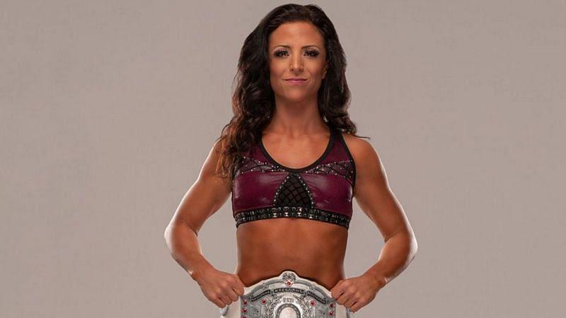 Serena Deeb in NWA