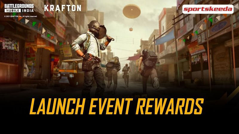 Battlegrounds Mobile India is offering exciting rewards to its players via launch event missions