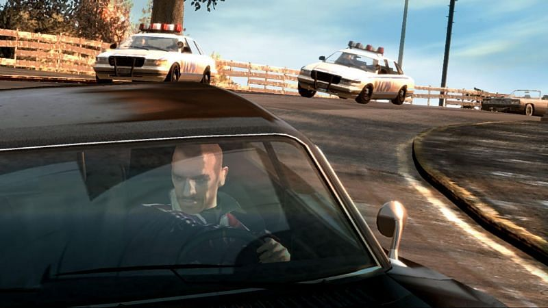 GTA 4 was ahead of its time when it released in 2008 and some features deserve to make a comeback (Image via Rockstar Games)