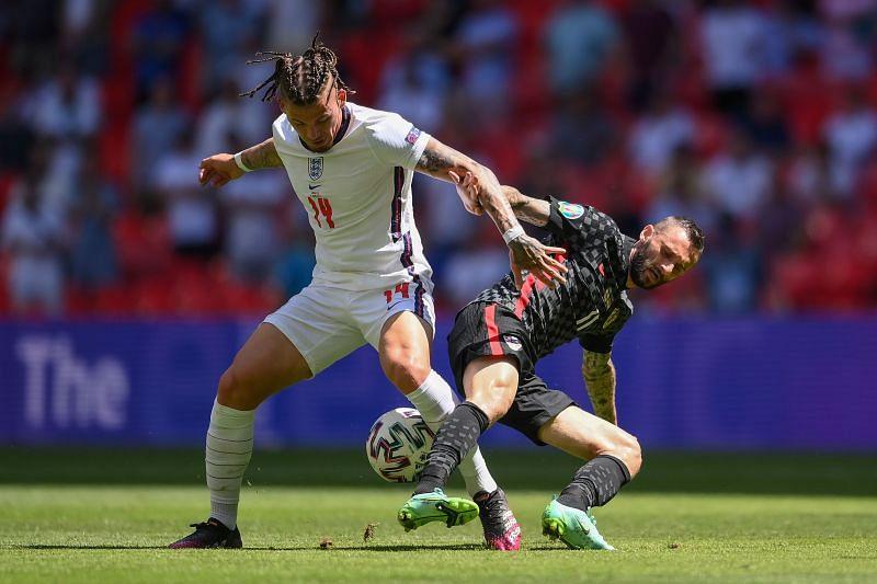 England vs Croatia - UEFA Euro 2020: Group D