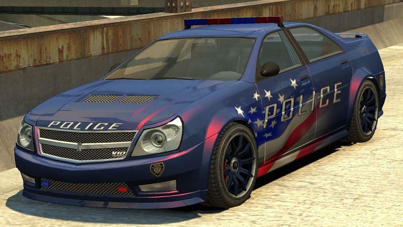 Police Stinger (Image via GTA Wiki)