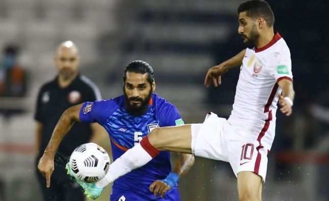India succumbed to a 0-1 defeat to Qatar in their previous fixture. (Image: AFC)