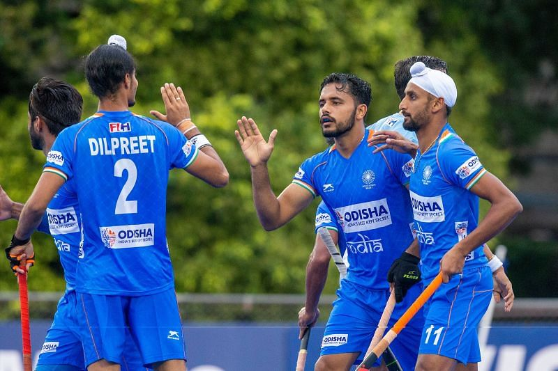India are expected to win a medal at the Tokyo Olympics. (Source:Hockey India)