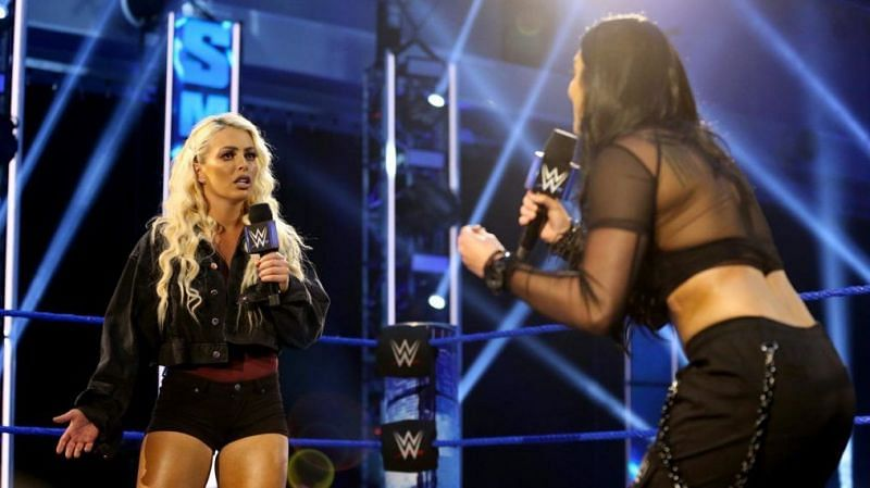 Mandy Rose in WWE