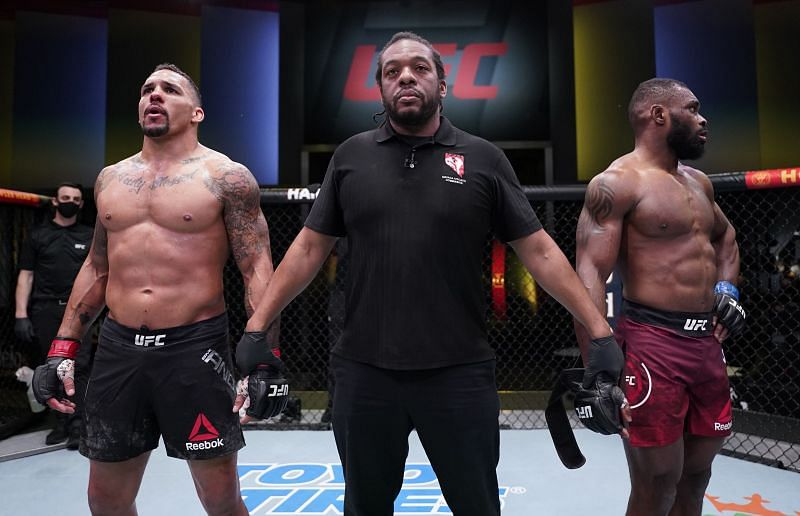 UFC Fight Night: Eryk Anders vs Darren Stewart