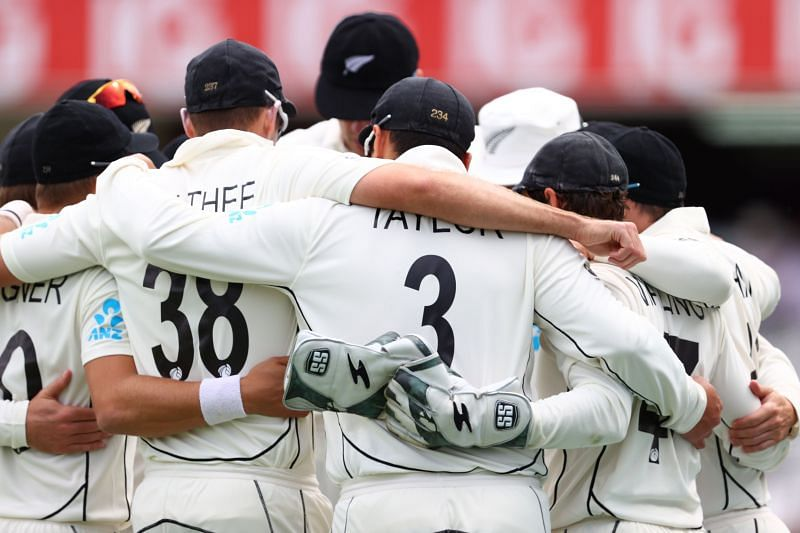 न्यूजीलैंड टेस्ट टीम
