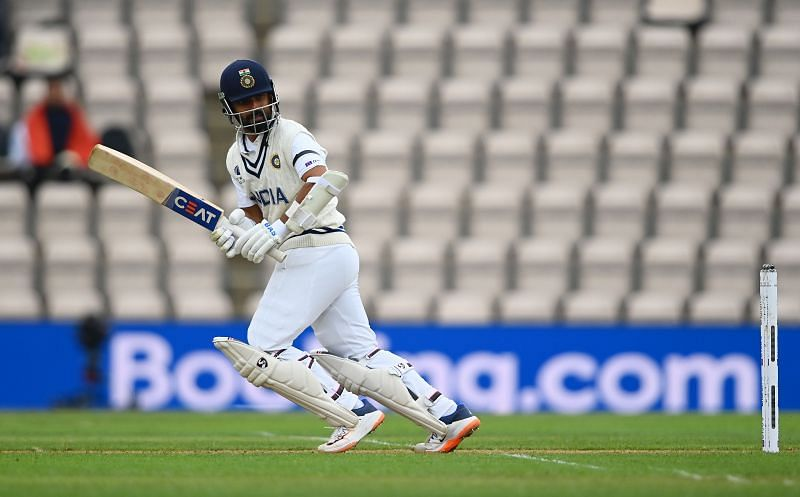 Ajinkya Rahane has now gone 12 Test innings without a century