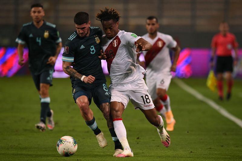 Peru v Argentina - South American Qualifiers for Qatar 2022
