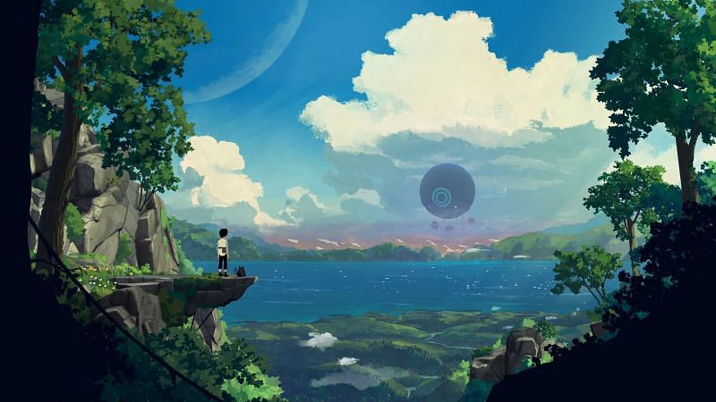 Planet of Lana (Image via Thunderful)
