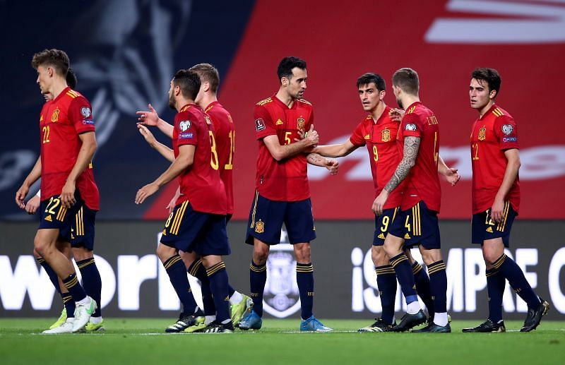 Spain lacked leadership without Sergio Busquets
