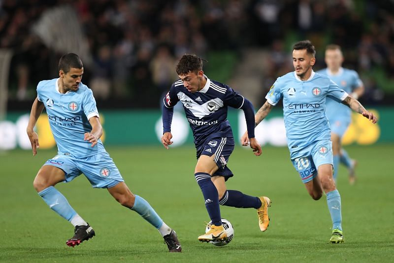 Melbourne City take on Melbourne Victory this weekend