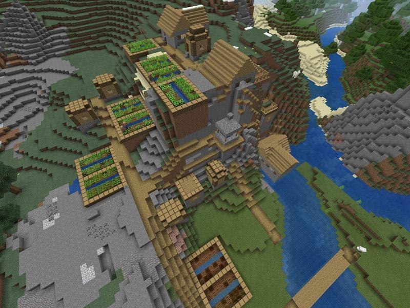 Image via Minecraft Seed HQ